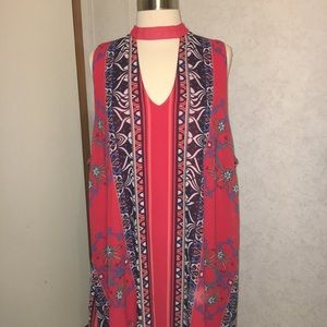 Trapeze Dress - Size 2X
